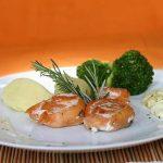 Med de salmão