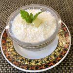 sobremesa Pave de abacaxi