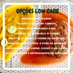 Opções Low Carb