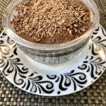 Sobremesa Pav6e de chocolate
